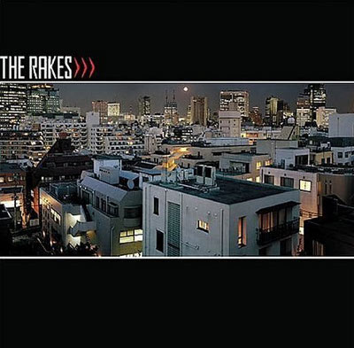 "The Rakes ""Capture Release"" Recording V2 Records 2005"
