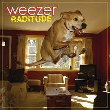"""WEEZER    """"Raditude""""  Recording   DGC Records 2009"""