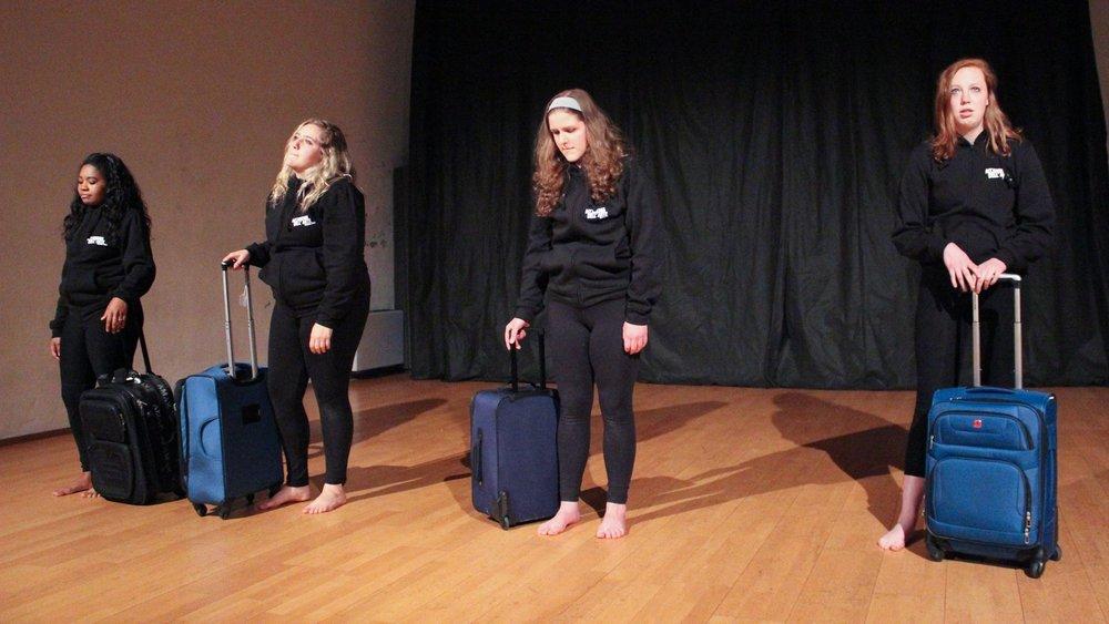 Cabaret at Accademia Dell'Arte 2016