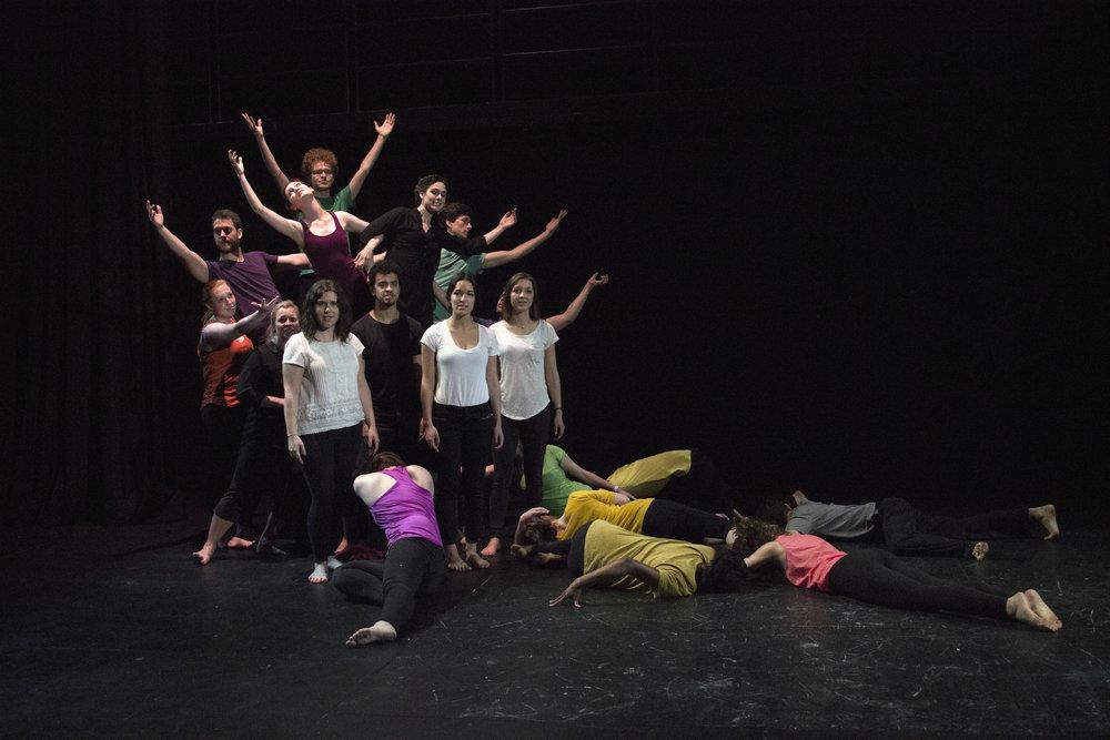 Mahabharata at Shakespeare Theatre of NJ 2015