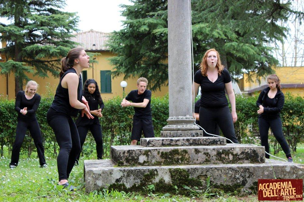 Voice Final-Accademia Dell'Arte 2016
