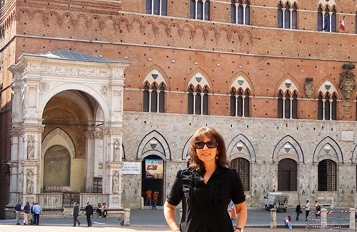 Kreative Kathleen in Florence
