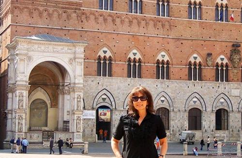 Kreative Kathleen in Florence