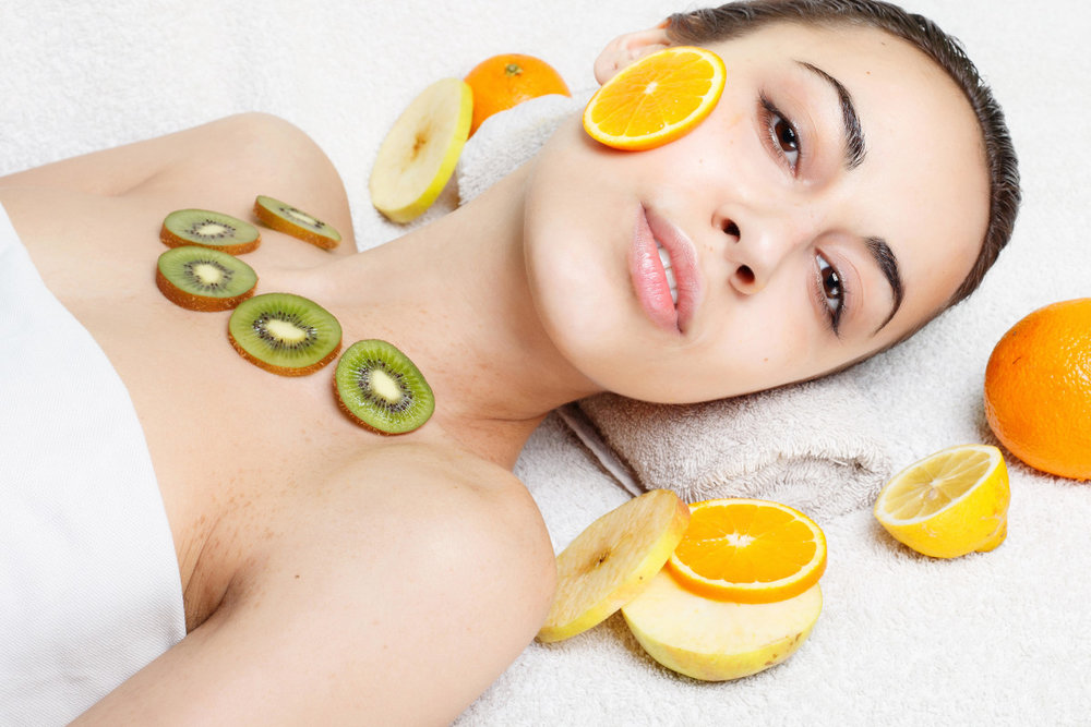 Take advantage of antioxidants in your skin -