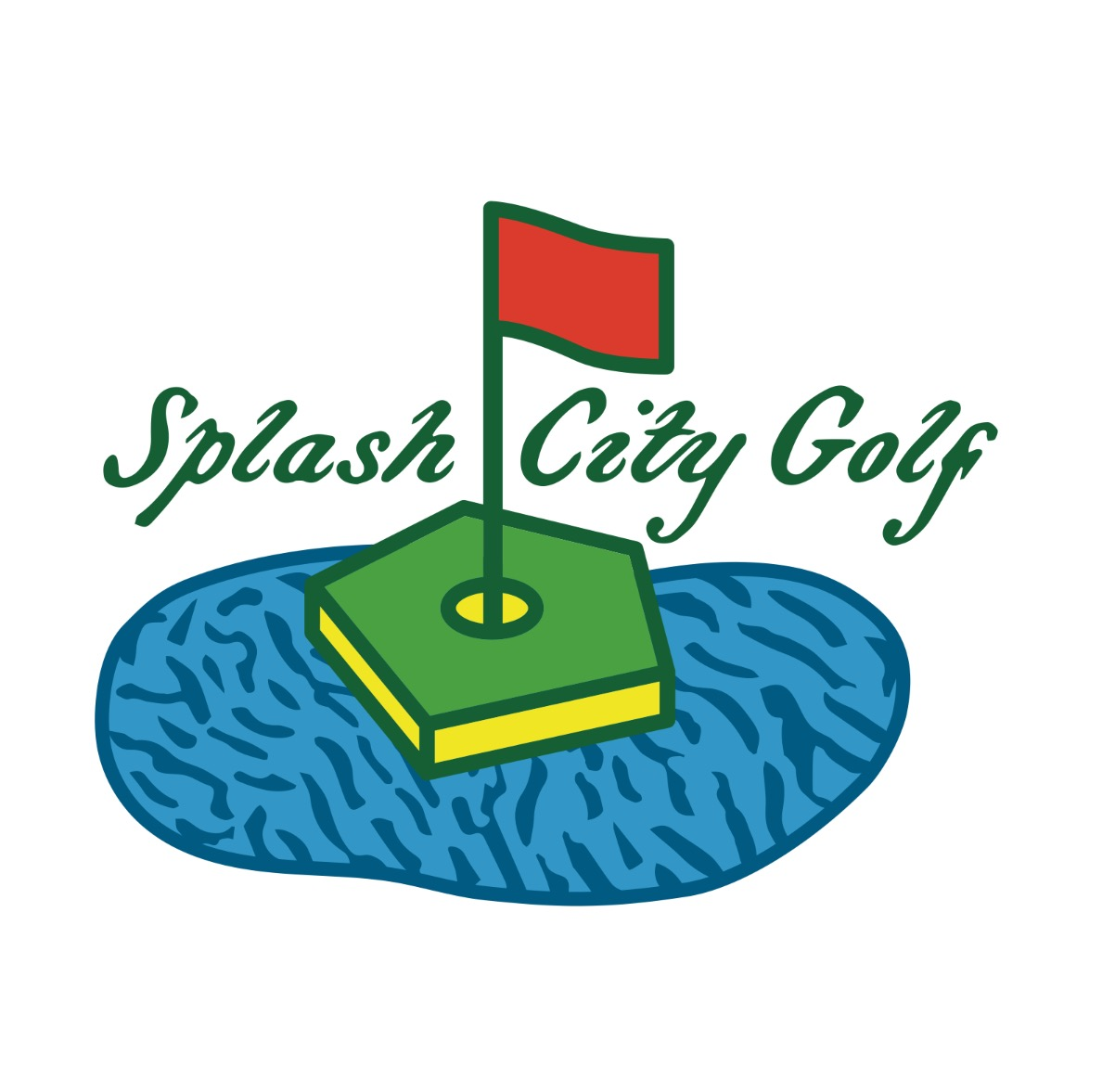Splash City Golf