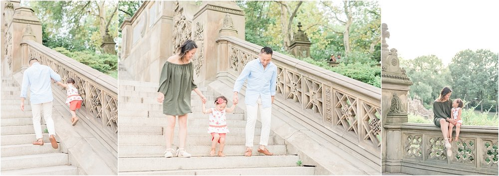 CENTRAL PARK FAMILY SESSION PHOTOGRAPHY