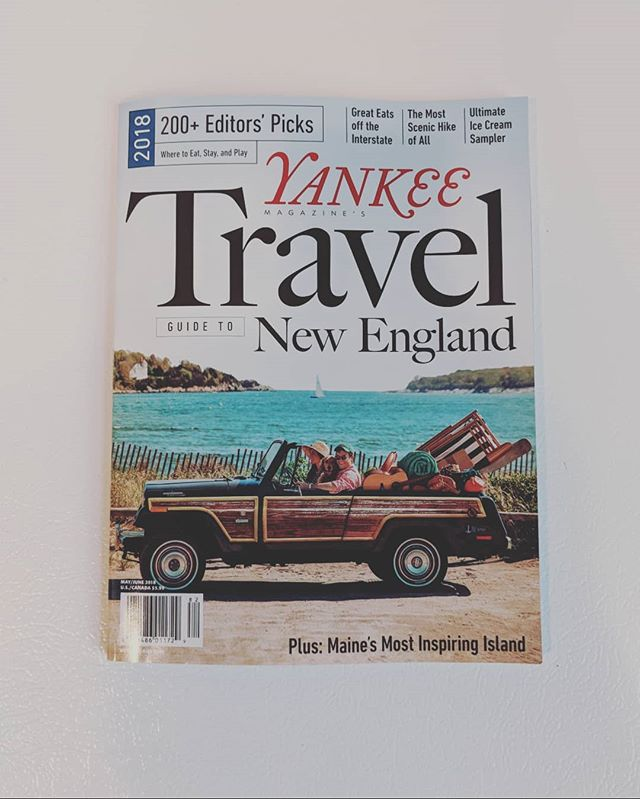 Thank you @yankeemagazine for voting us one of your favorite flavors in New England! Looks like we'll have to stock up on vanilla. 😊🍦 #sweetcreamdairy #vanilla #classicflavor #icecream #homemade #biddeford #newengland