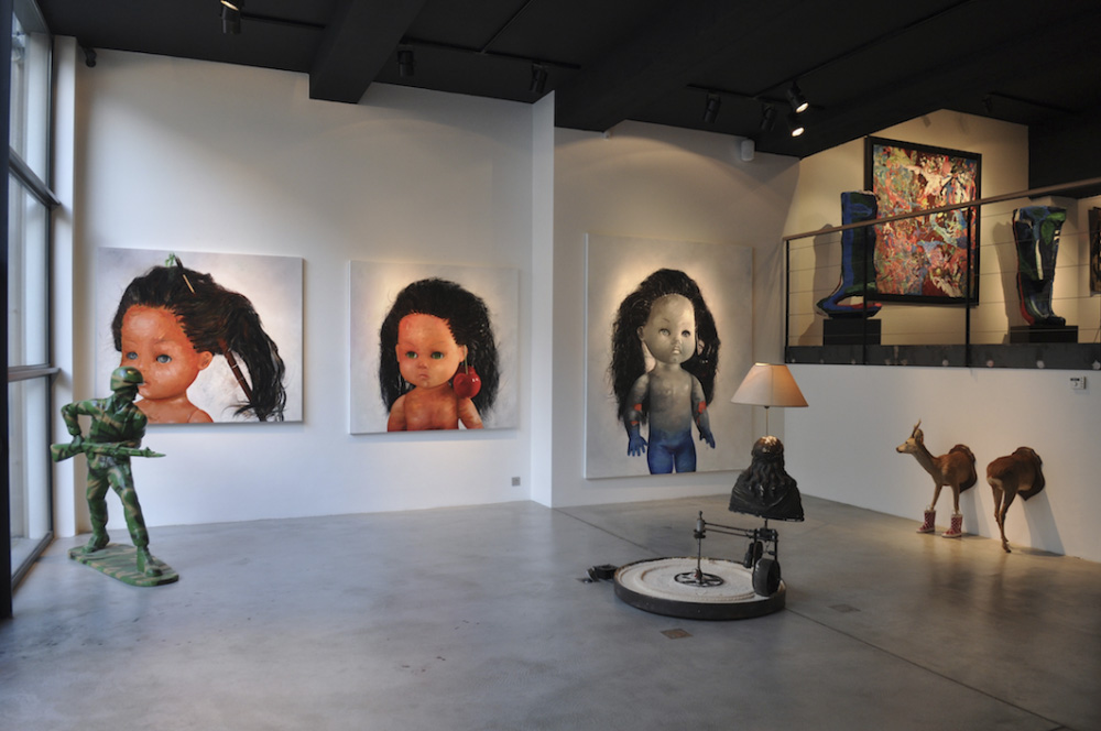 Mazel Gallery, Bruxelles
