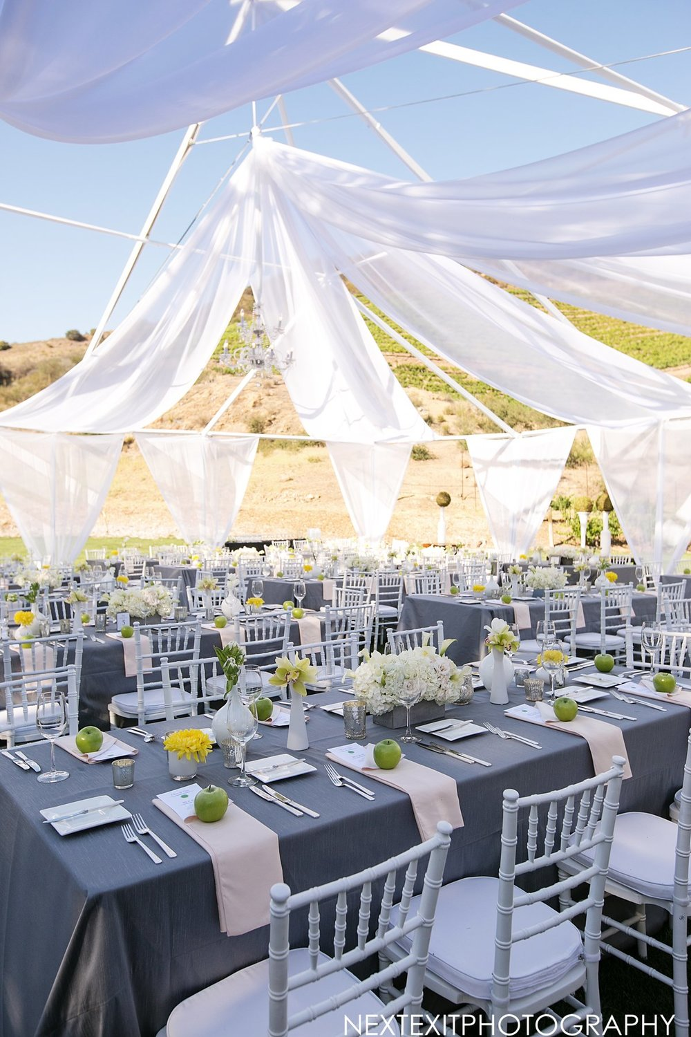 Triunfo Creek Venue Design