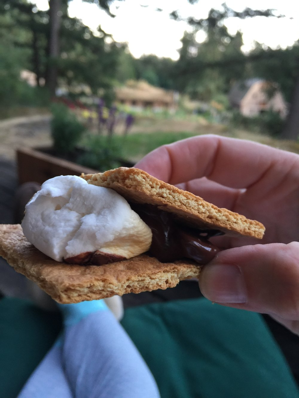 Ahhh S'mores