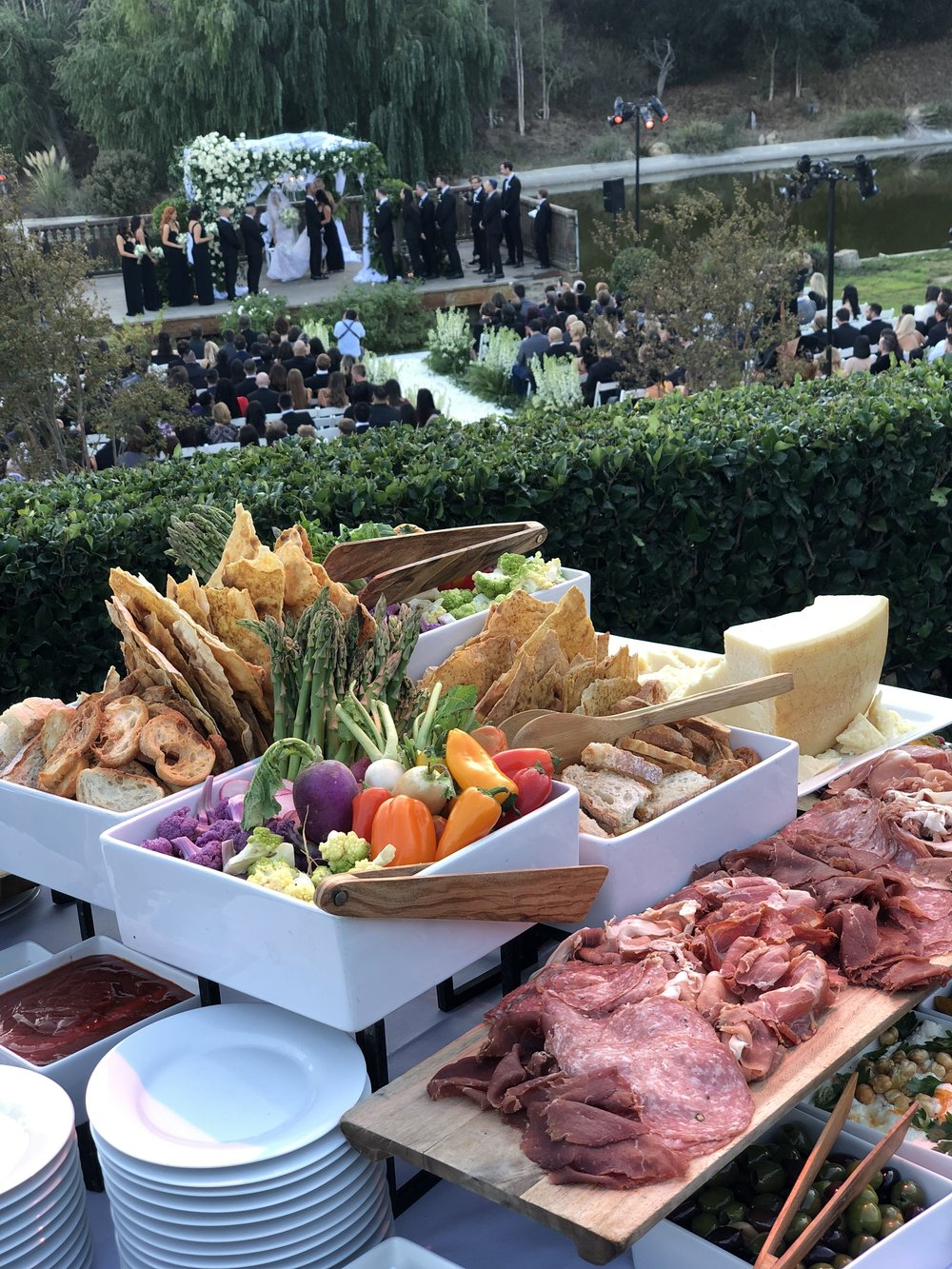 The Best Wedding Caterer in LA Schaffer