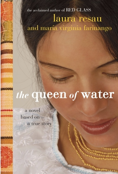 The Queen of Water cover.JPG