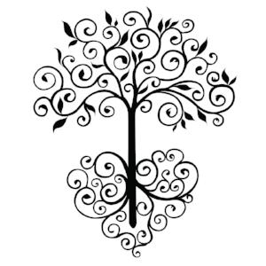 heart tree individual bw illustration.jpg