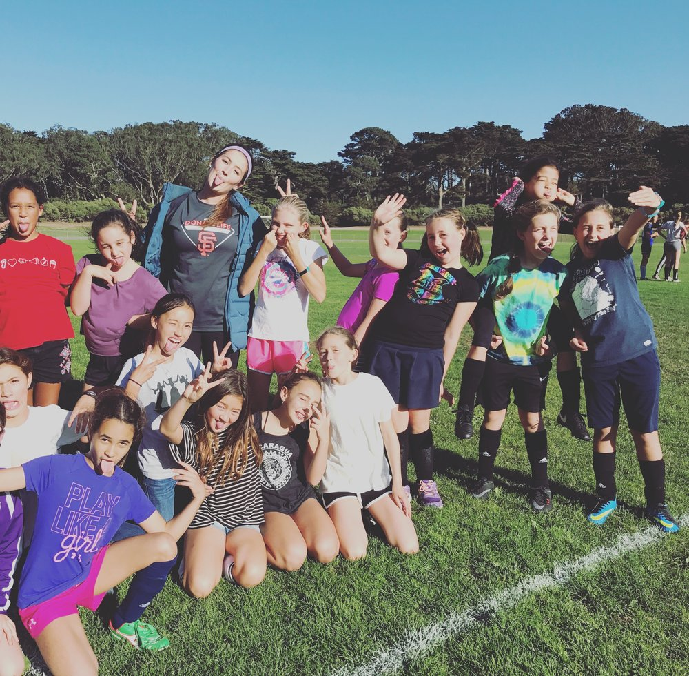 SF Sol 07 comp team at practice 2017