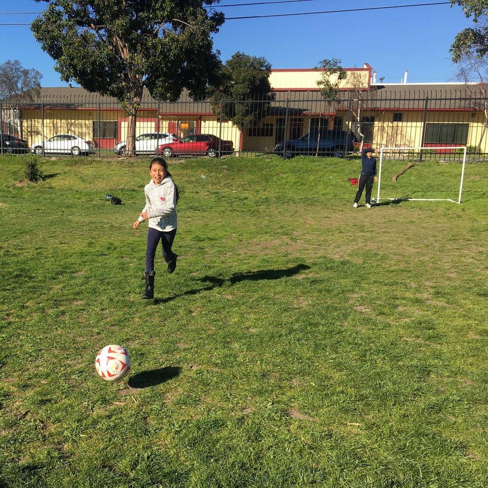 Hoover Elementary School, Oakland CA