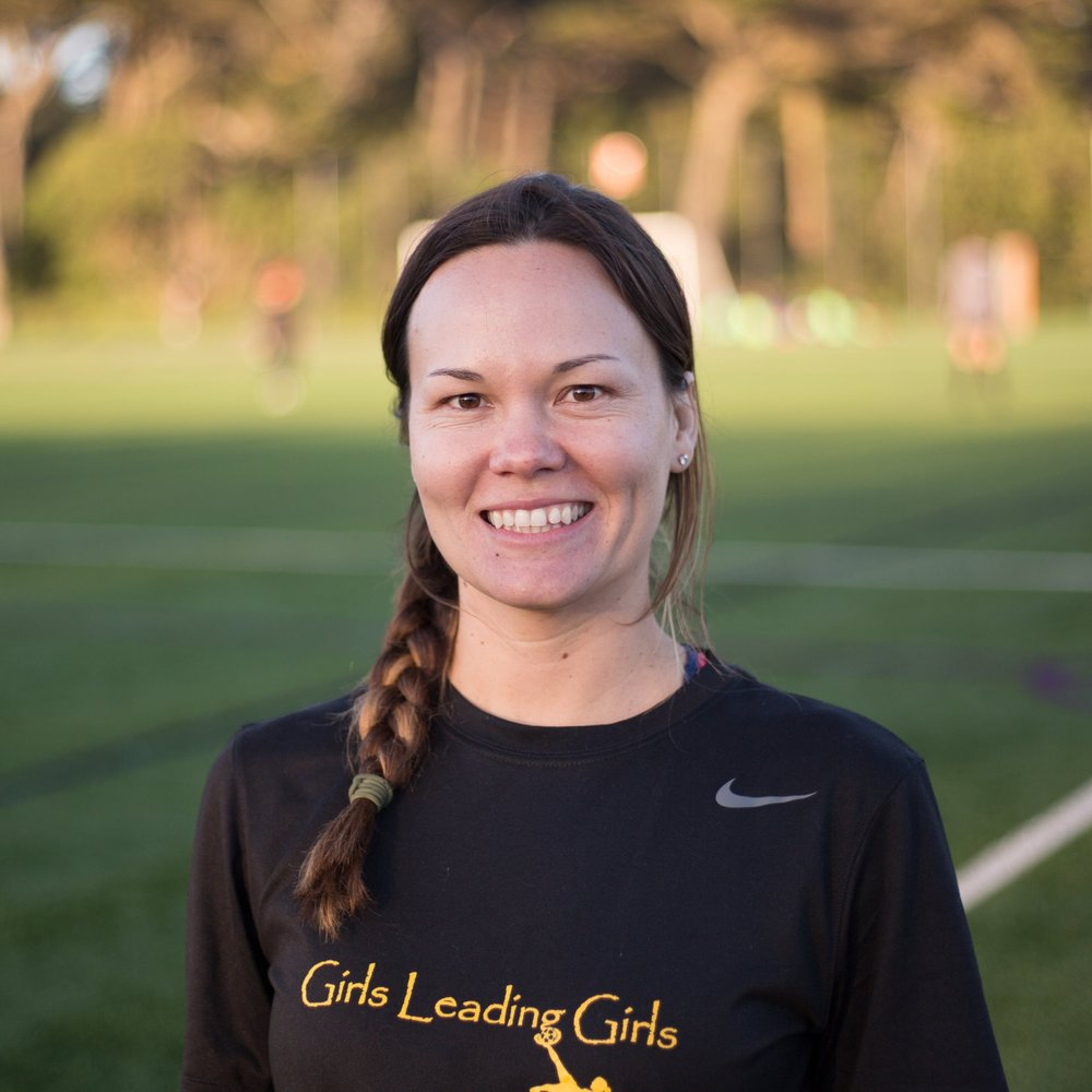 Bre Russell, Club Director & Head Coach