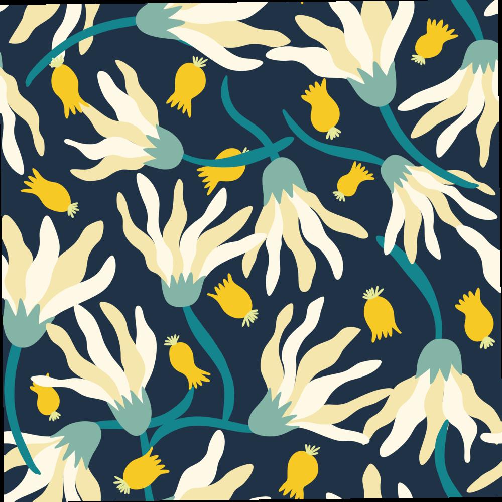 Floral Patterns -