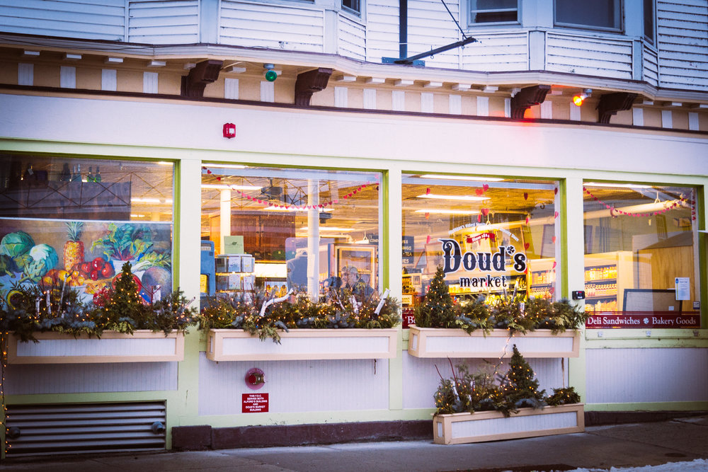 Doud's Market Mackinac Island, MI, America's Oldest Family Owned Grocery Stores