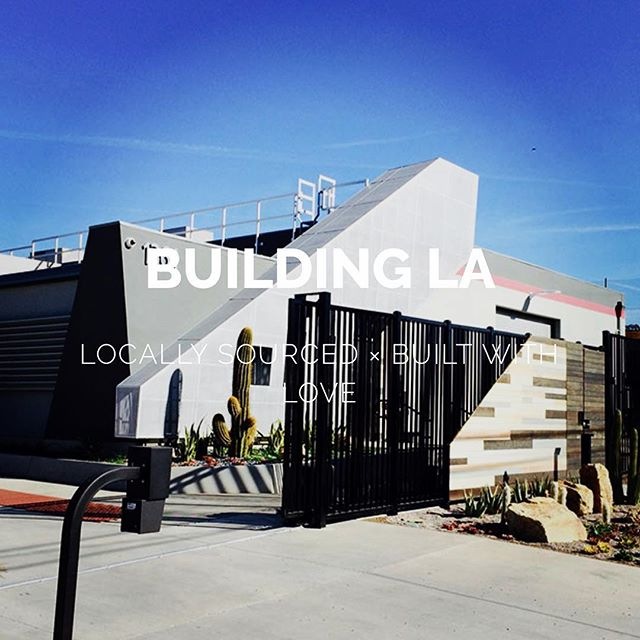 Electric Gate, Wood Cladded Fence, Perforated Metal Canopy Fluffy Compound, Long Beach