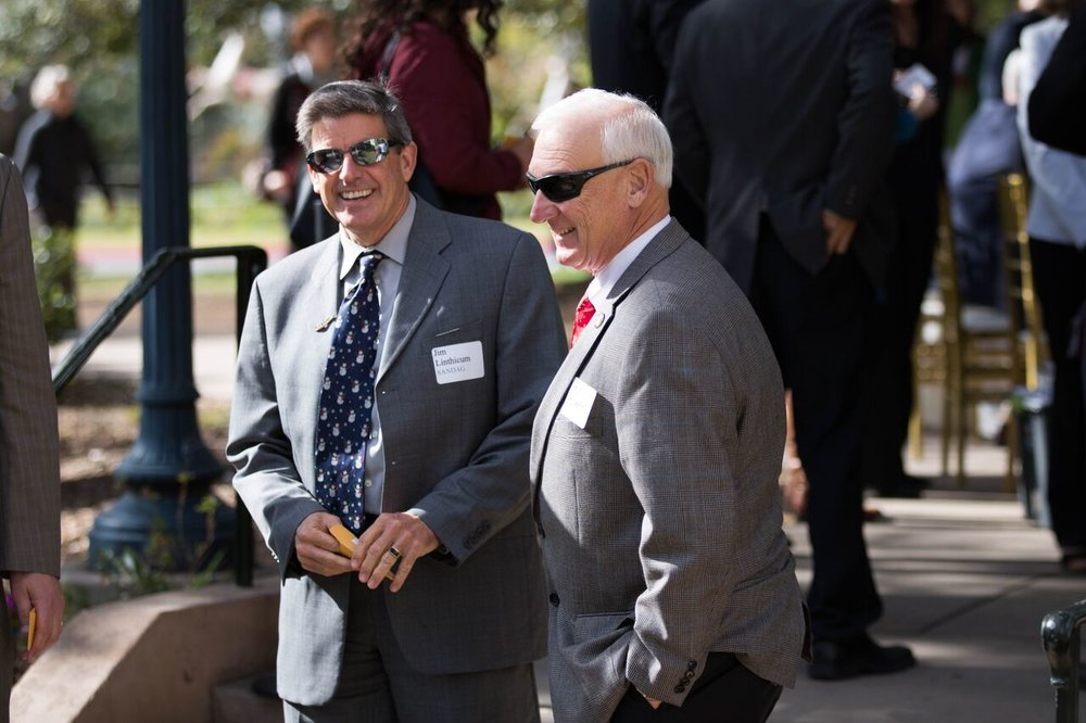 Jim Linthicum and Supervisor Ron Roberts.jpg