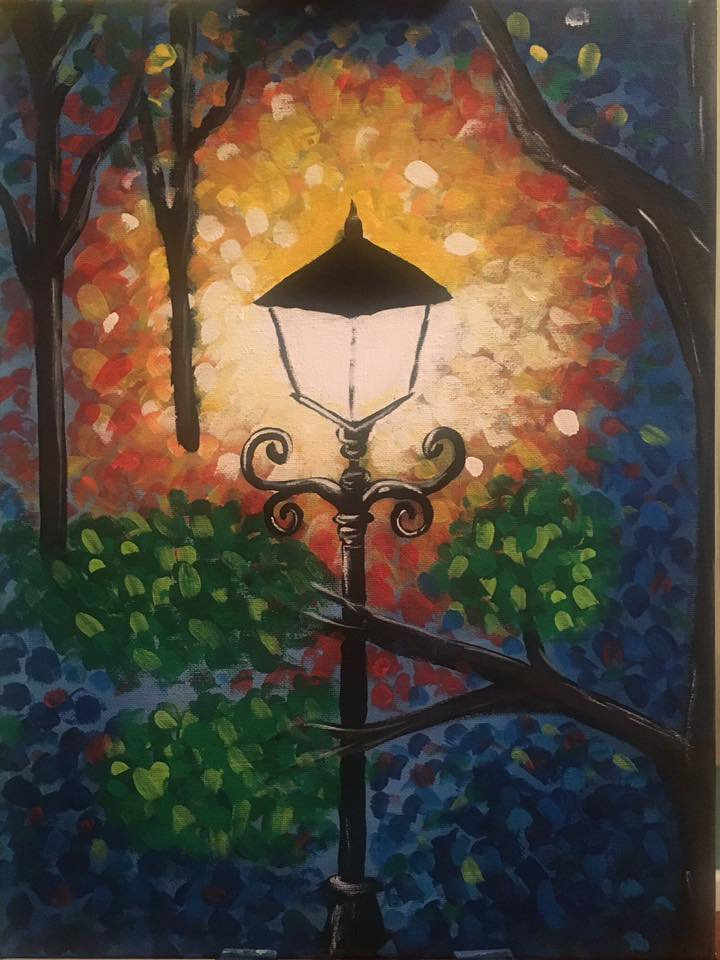 September 22nd – Lamppost