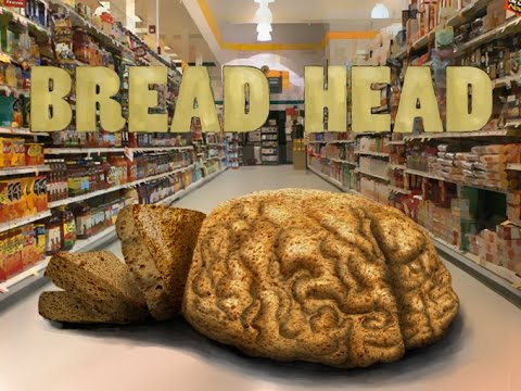 BREAD HEAD Kickstarter logo