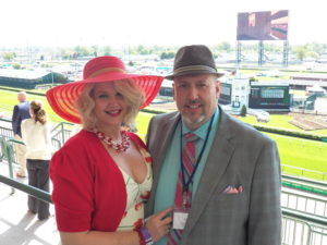 inn keepers and derby dressed nice