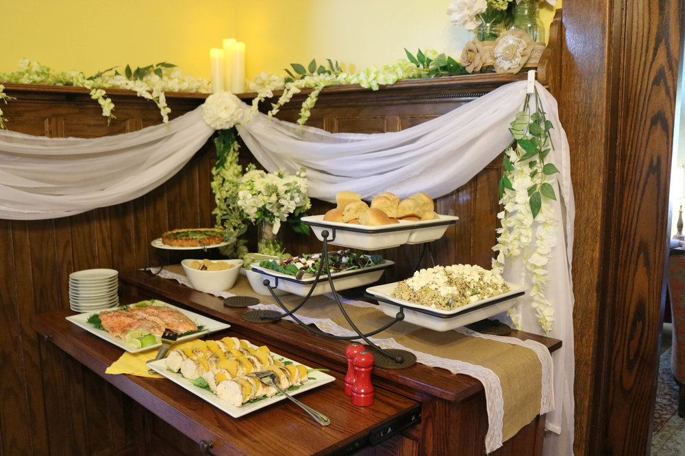 food trays for party