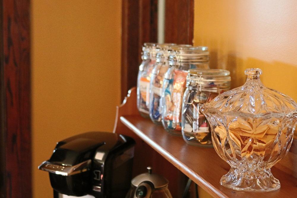 jars of treats