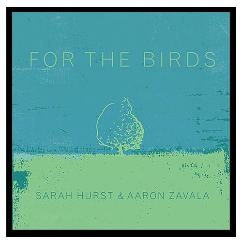 For the Birds by Sarah Hurst album art