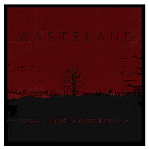 Wasteland by Sarah Hurst album art