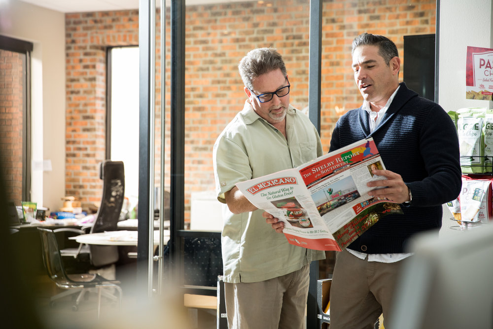 Chris Orland & Adam Cohen discuss product positioning in the grocery channel