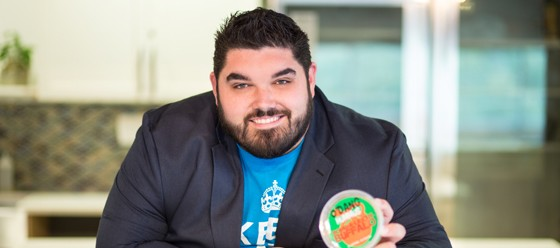 Jesse Wolfe, Founder & CEO of O'Dang Hummus