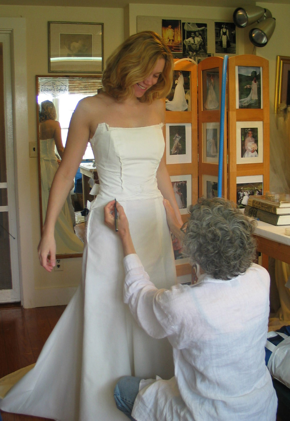 Vermont Handmade Wedding Gowns & Custom Dresses