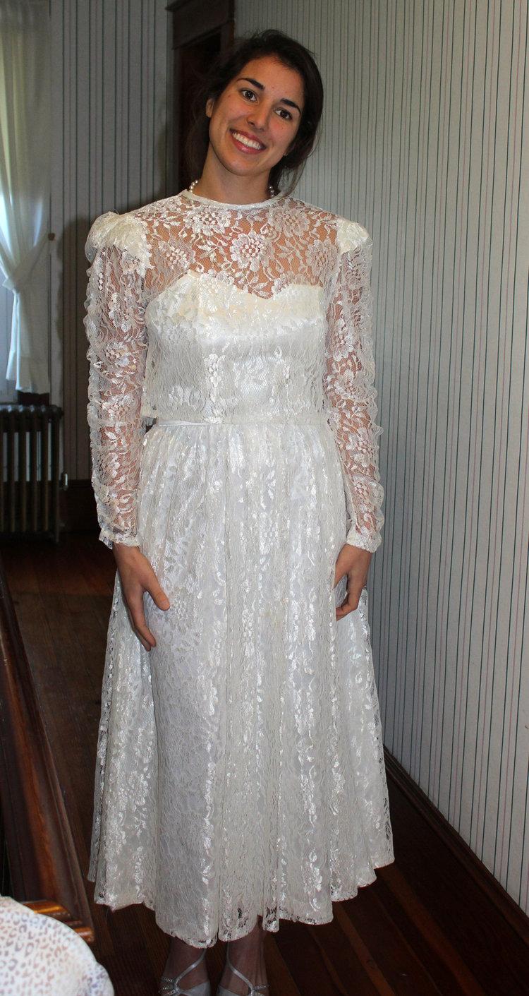 34acea776d Handmade Period Restyled Wedding Dresses   Gowns — Foxglove Custom ...