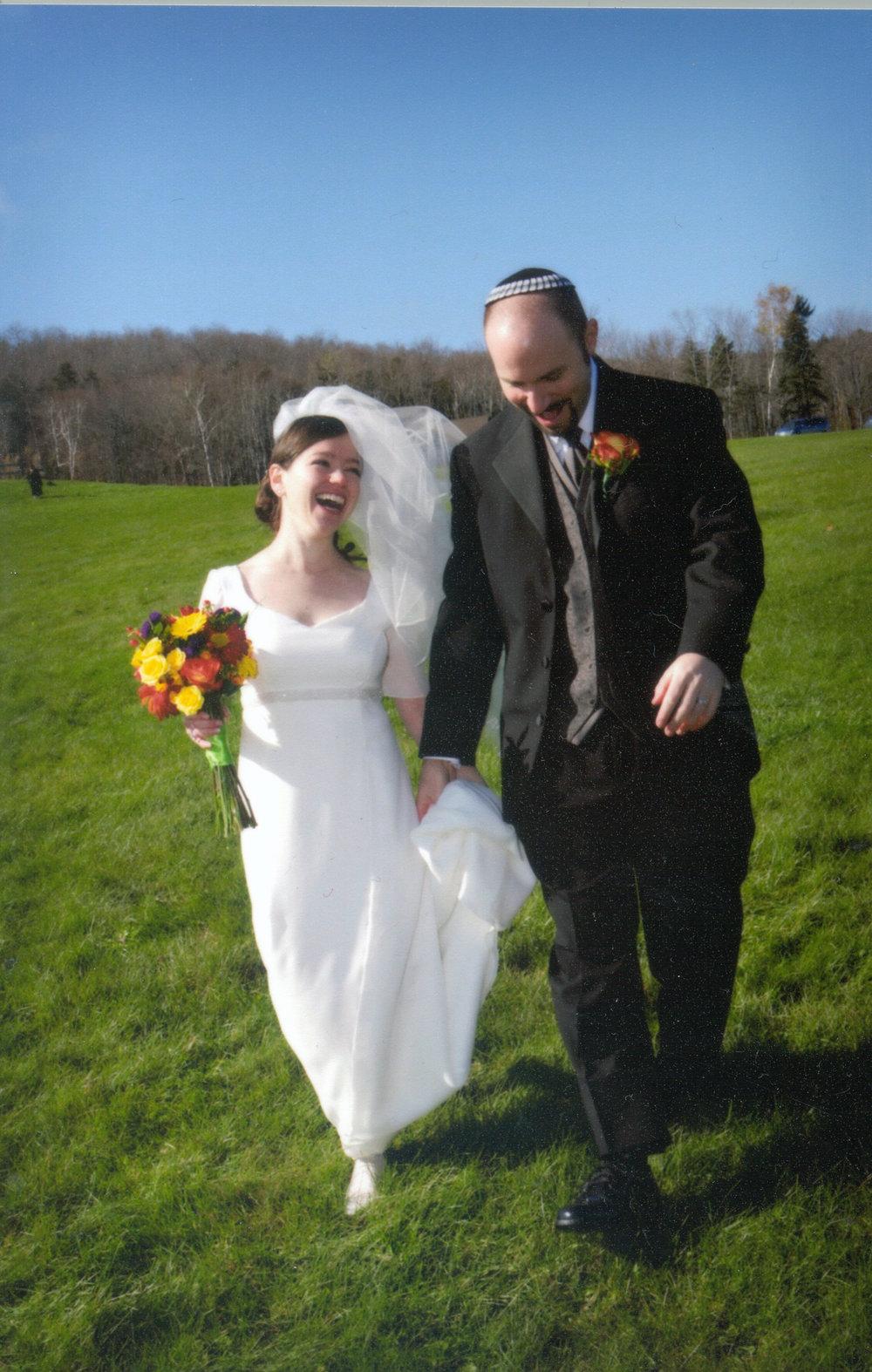 Jen lewin wedding