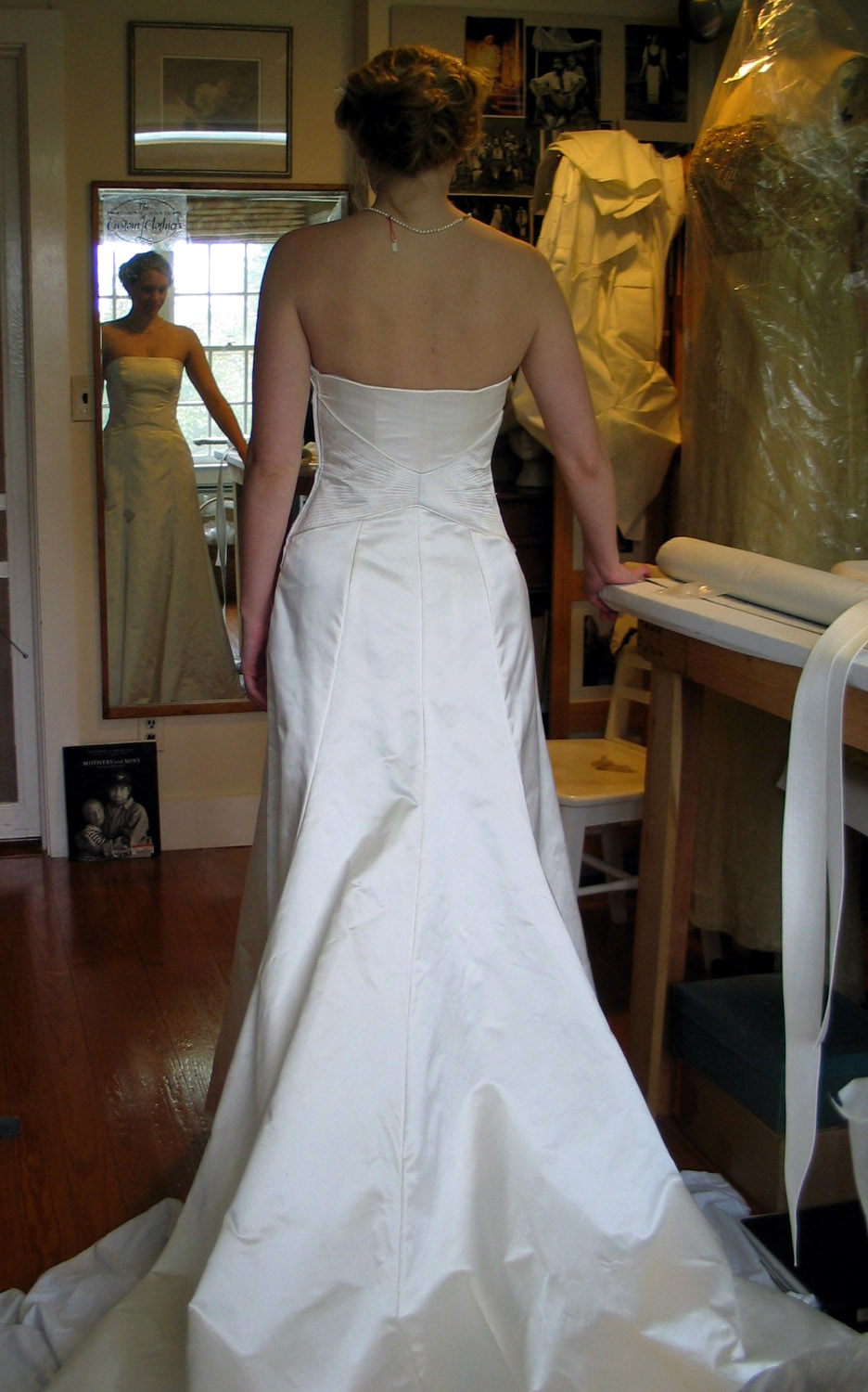 first silk fitting