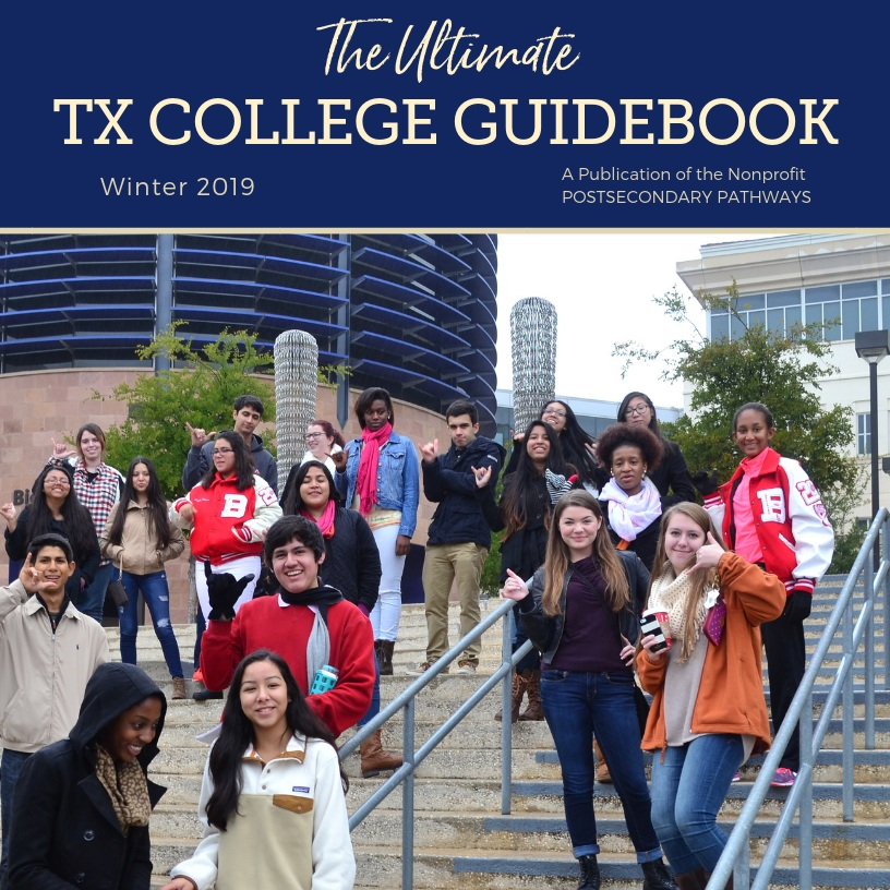 TX College Guidebook Winter 2019