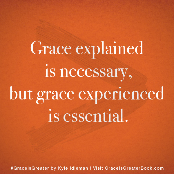 Grace is Greater Meme 2