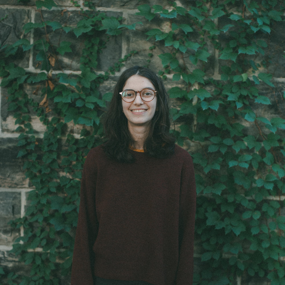 Anna Adami  Associate Editor/Archivist