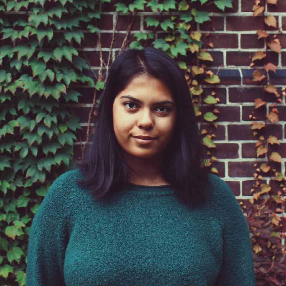 Debbie Bhattacharya  Associate Editor 📷 @debbiroo