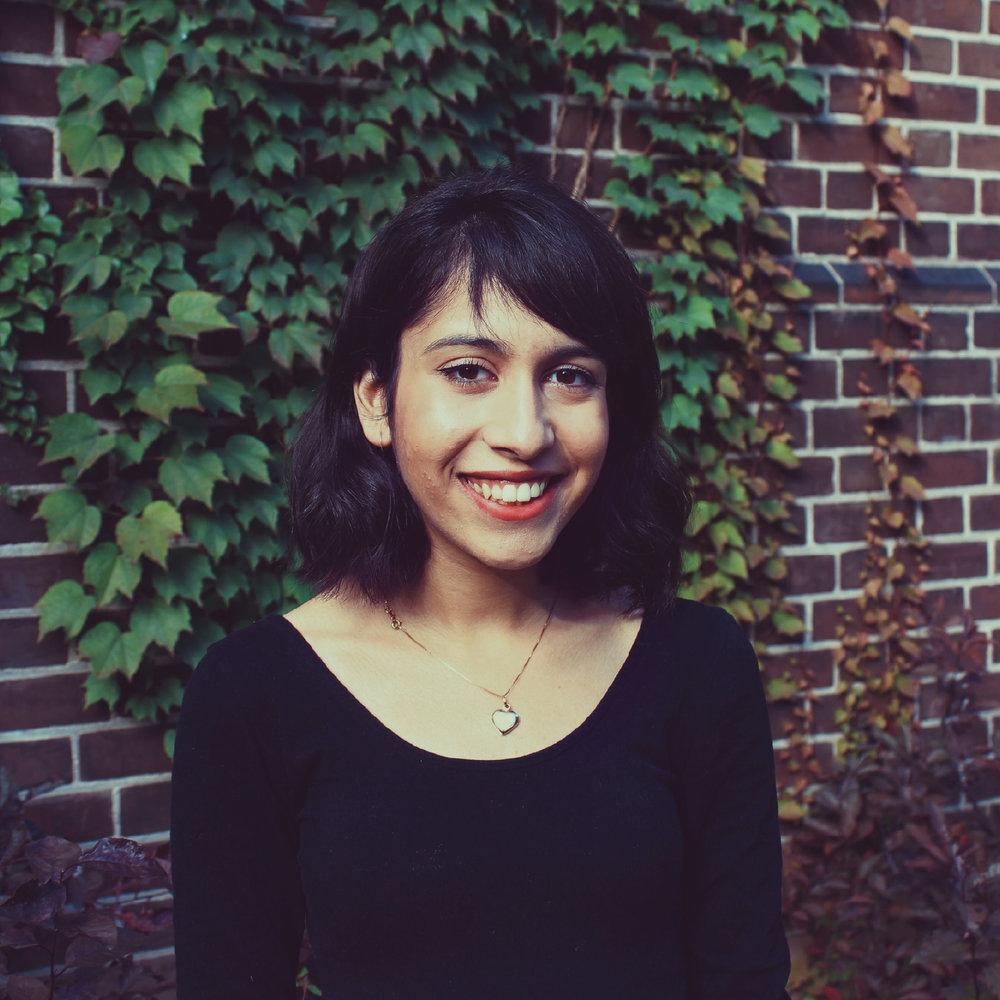 Sana Mohtadi  Associate Editor 📷 @sana_martha