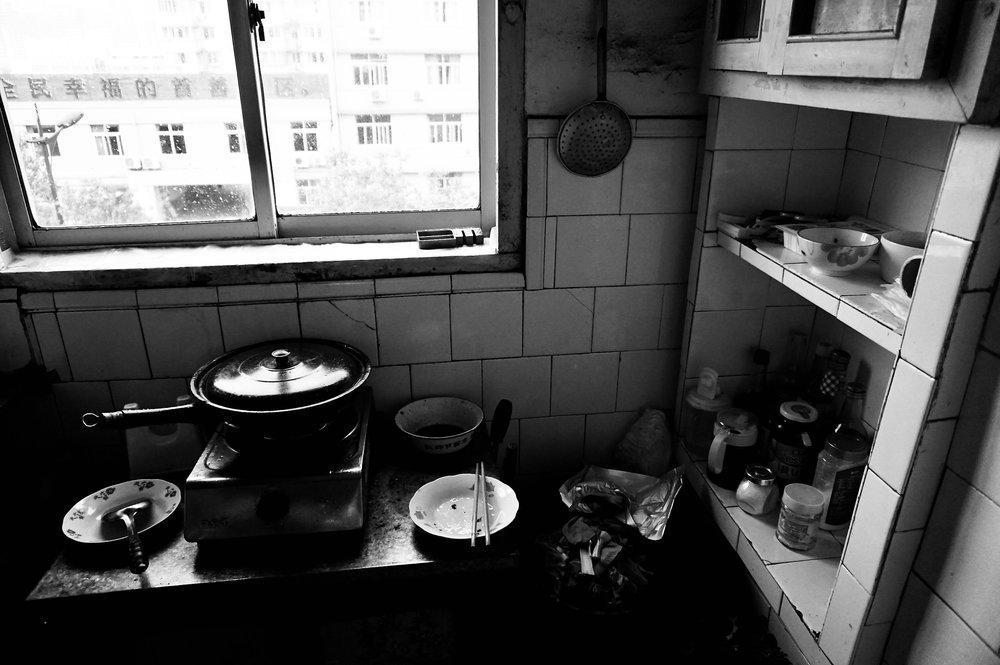 Grandma's Kitchen 外婆家的厨房