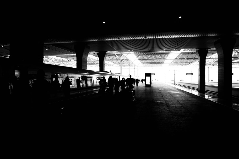 Train Station 高铁站