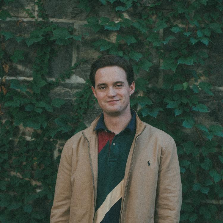 Jack Osselton Denton  Editor-in-Chief