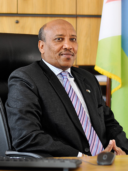 The Prime Minister of Djibouti