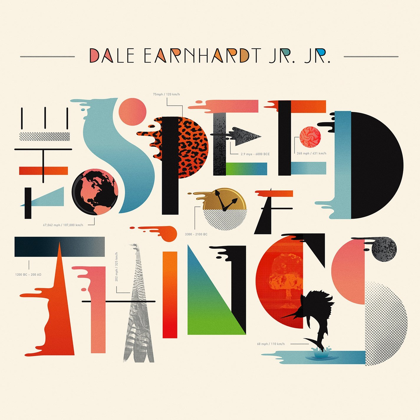 dale earnhardt jr jr - the speed of things 2013