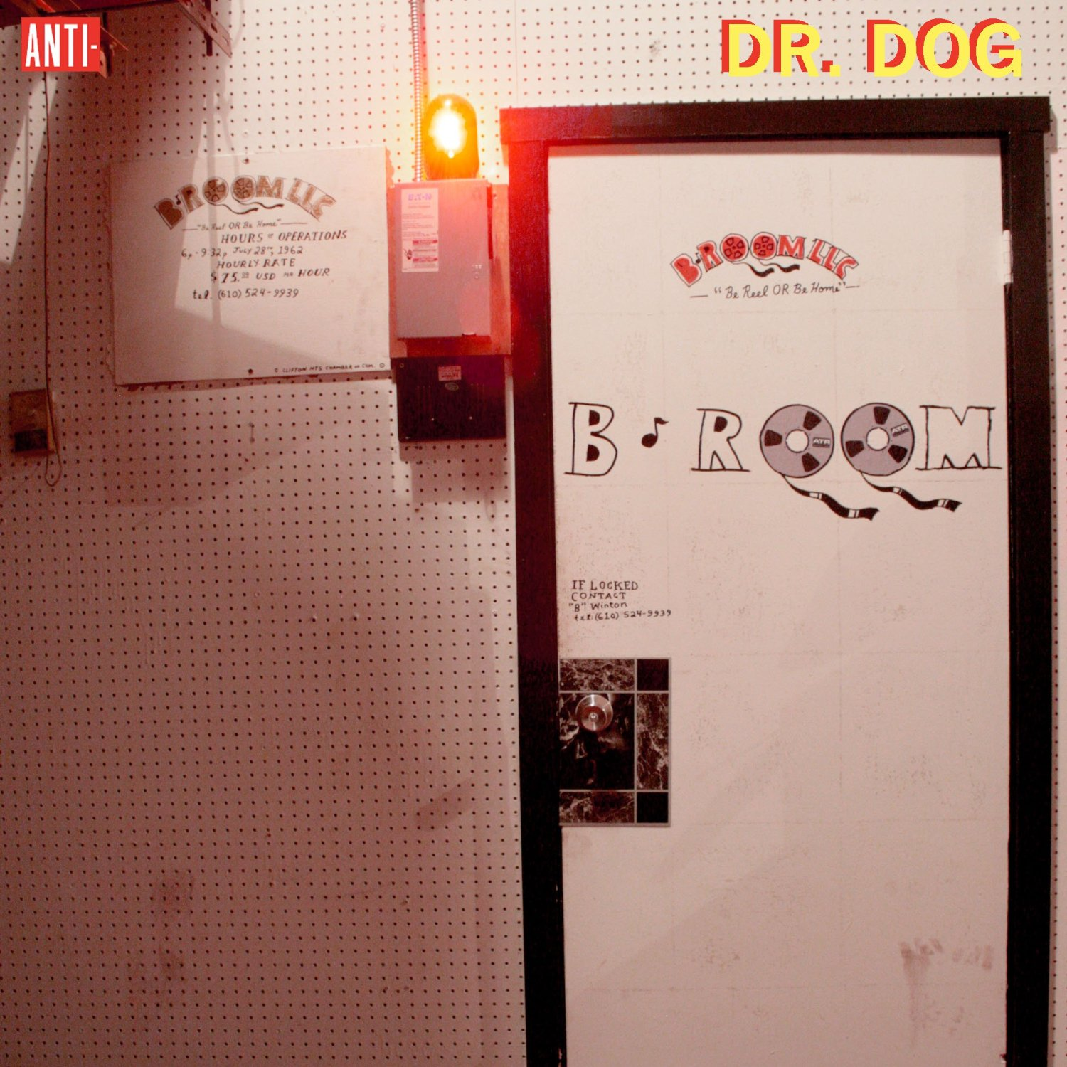 dr dog - b room 2013