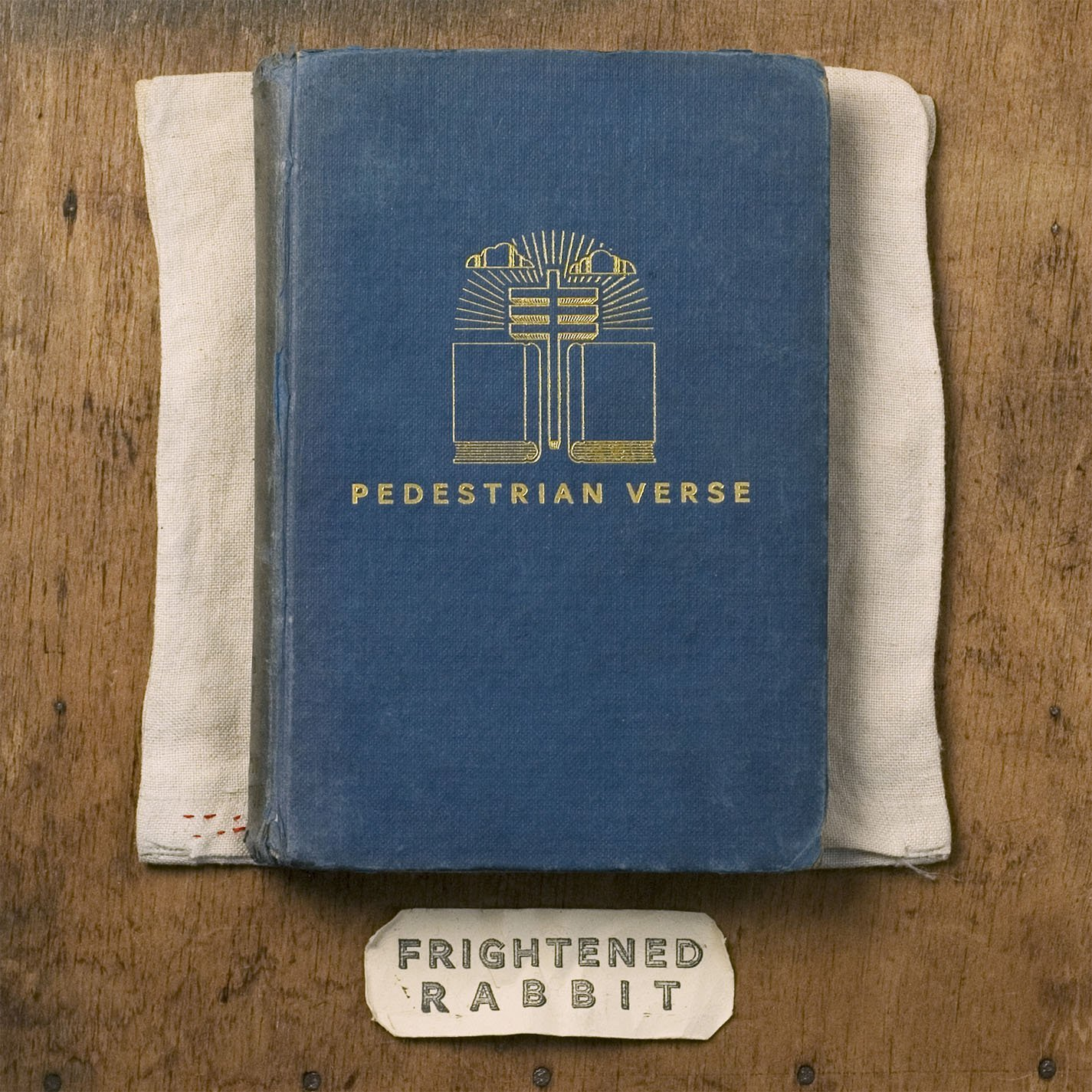 frightened rabbit - pedestrian verse 2013