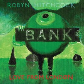 hitchcock robyn - love from london 2013